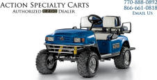 Action Specialty Carts logo